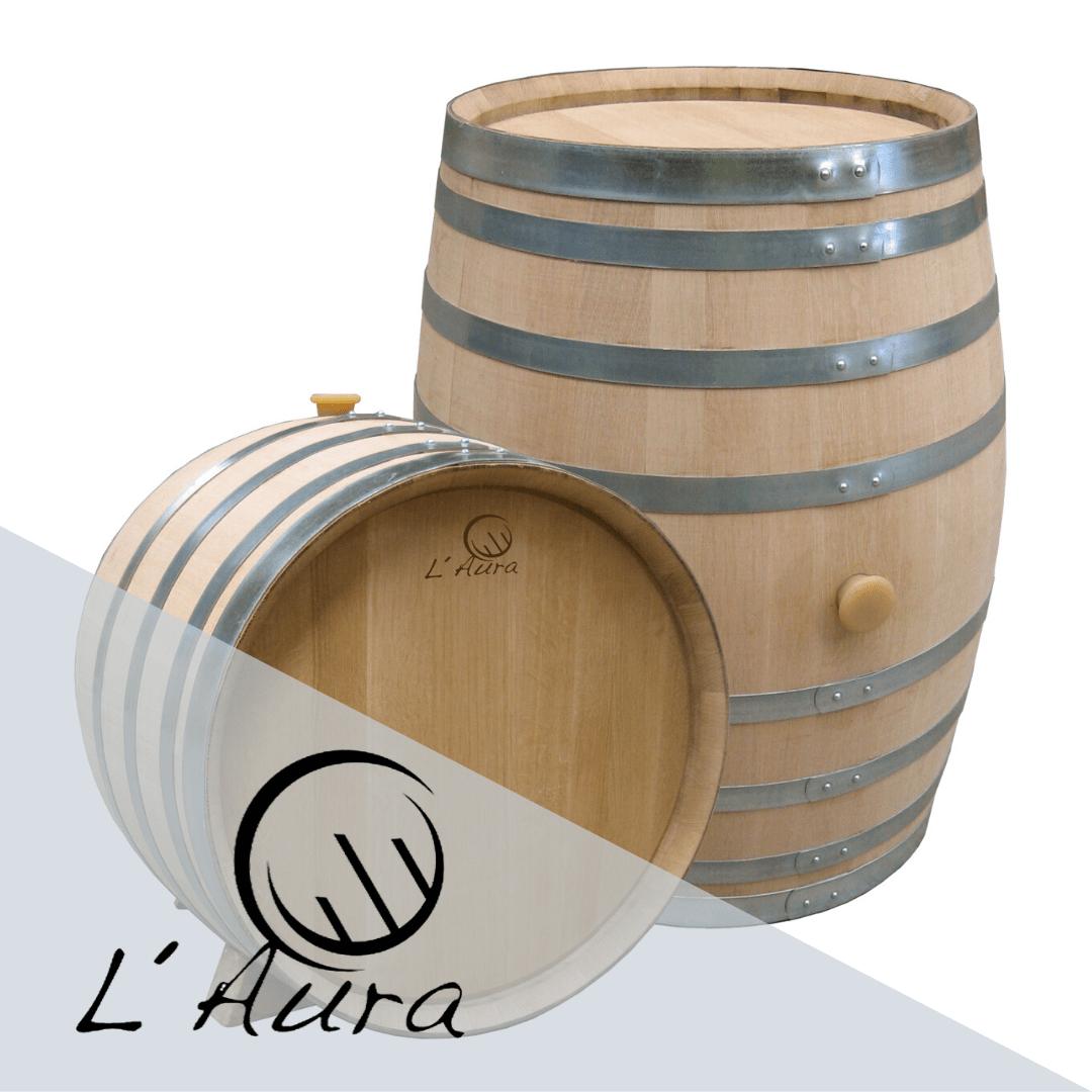 l´aura barrels