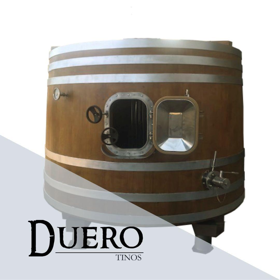 Wood vats