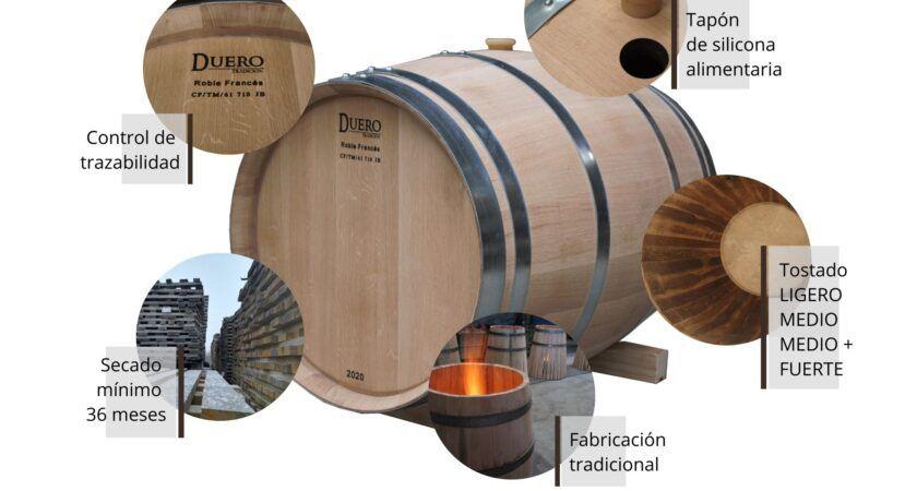 barrica Duero Tradicion